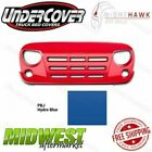 Undercover NightHawk Grenade Hydro Blue Grille Fits 2007 2018 Jeep Wrangler