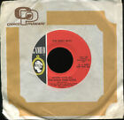 THE TEDDY BOYS Where Have All the Good Times Gone on Cameo Promo Garage 45
