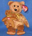 TY 2005 SIGNATURE BEAR BEANIE BABY - MINT with MINT TAGS