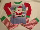 AMERICAN MARKETING Santa Pajama Set Boys 24 Month NIP Sleepwear