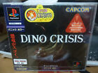 Dino Crisis (1999, Capcom) Brand New Factory Sealed Japan Playstaton PS1 Import