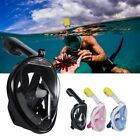 Breath Tool Full Face Snorkeling Mask Scuba Diving Swimming Snorkel for Gopro 3C
