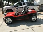 Dune Buggy with Corvair Engine
