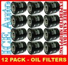 12 PACK Prime Guard Premium Engine OIL FILTERS Fram Wix AC Delco