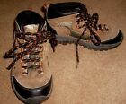 Boys Team Realtree Camo Camouflage Hiking Camping Boots Size 1 Lightweight