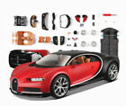 BUGATTI CHIRON 124 car diecast KIT model car die cast models cars kids toy
