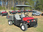 2011 Toro Workman MD w MANUAL Dump BED and w Top 702
