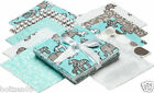 Two By Two Animal Aruba Minky Fabric 10 Cuddle Cake Pack by Shannon Fabrics