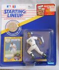 1991 Starting Lineup Rickey Henderson Oakland A's moc