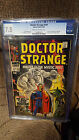 Doctor Strange 169 CGC 7.5 Silver Age Key Marvel Comic 1st App in own title C-OW