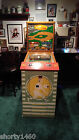 Vintage Bally Heavy Hitter Baseball Pinball Machine