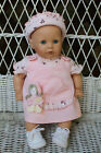 RARE MAX ZAPF CREATION BABY DOLL COLETTE 2000 BLUE EYES 12 INCH