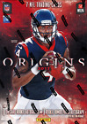 2017 PANINI ORIGINS FOOTBALL HOBBY BOX 2 AUTOS PER FACT SEALED WATSON?