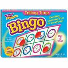 Trend Bingo Telling Time Game 3-36 Players 36 Cards/Mats 6072