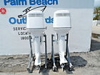 2000 PAIR 250HP 250 HP YAMAHA OX66 OUTBOARD MOTOR S SET