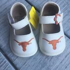 Texas Longhorn Toddler Girls Squeaky Shoes UT New Squeaker Shoes