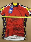 STL Retro Wage Apparel Cycling Jersey Size Small S 4825 3