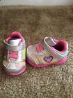 Sesame Street Abby Pink Girl Baby Shoes Infant Sz 1W