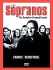The Sopranos - The Complete Second Season (DVD, 2001, 4-Disc Set, Canadian Frenc