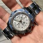 Tag Heuer CN2110 Stainless Steel Automatic Chronograph 41mm Wristwatch