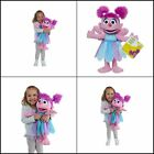 Back to School Doll Girls Gift Sesame Street Abby Cadabby Jumbo Plush Super Fun