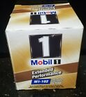 Mobil M1 102 extended Performance Engine oil filter NEW in box high capacity