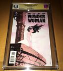 CGC SS 9.8 The Legend of Wonder woman #1 variant signed by Dustin Nguyen rare