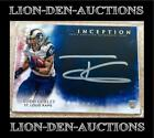 2015 Topps Inception Football Cards 43