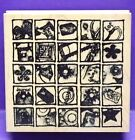 CLUB SCRAP RUBBER STAMP FAMILY MEMORIES JOURNAL SCRAPBOOK LE  FREE SHIPPING