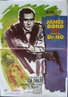 DR. NO JAMES BOND French Petite movie poster  SEAN CONNERY URSULA ANDRESS