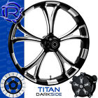 Rotation Titan Darkside Wheel Yamaha Roadstar V-Star Roadliner Stratoliner 21