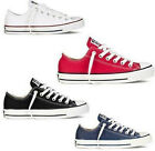 Women Man ALL STARs Chuck Taylor Ox Low High Top shoes casual Canvas Sneakers FL