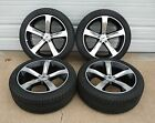 DODGE CHARGER CHALLENGER 20 FACTORY ALLOY WHEELS TIRES 2529 FREE SHIP