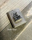 Photo Frame Pendant Locket Picture Frame Charm Book Locket Castle Pendant NEW