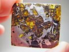 MUSEUM QUALITY LARGE GORGEOUS CRYSTALS STABLE AMAZING ADMIRE METEORITE 24 GMS