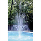 New Grecian 3 Tier Floating Aboveground or Inground Swimming Pool Fountain