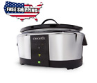 Crock-Pot Oval 6-Quart Wi-fi Controlled Remote Smart Slow Cooker enabled by WeMo