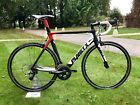 Planet X Nanolight carbon frame road bike Sram Rival 11 speed Large 58cm