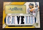 2017 Topps Triple Threads Johnny Damon Autograph Jersey Relic 9 9 Auto