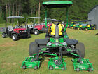 2010 JOHN DEERE 8800 TERRAIN A WD 88 MOWER EXTREMELY CLEAN