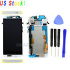 LCD Display +Touch Screen Digitizer Frame Assembly Fr HTC One M8 831C + Tools US