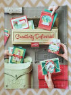 Stampin Up 2017 Holiday Mini Idea Book NEW In Hand Rubber Stamps Scrap