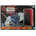 Star Wars Episode 1 Sith Speeder  Darth Maul w Launching Sith Probe Droid