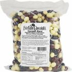 Dilettante Chocolate Covered Espresso Beans 5 LB Variety Coffee Barista Candy