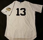 Authentic Majestic SIZE 48 XL, NEW YORK YANKEES, ALEX RODRIGUEZ, ON FIELD Jersey
