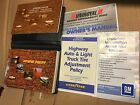 Chevy Tracker 2000 00 Owners Users Manual Chevrolet With Plastic Sleeve