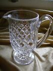 Waterford Crystal Powerscourt Footed Pitcher
