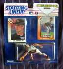 1993 Cal Ripken Jr. Kenner Baseball(Baltimore Orioles)Starting Lineup figure SLU
