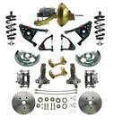 Front Disc Brake Conversion Kit W Tubular Control A Arms  Power Upgrade