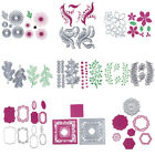 New 64 Styles Metal Cutting Dies Scrapbook Embossing Paper Card Mould Mold Craft